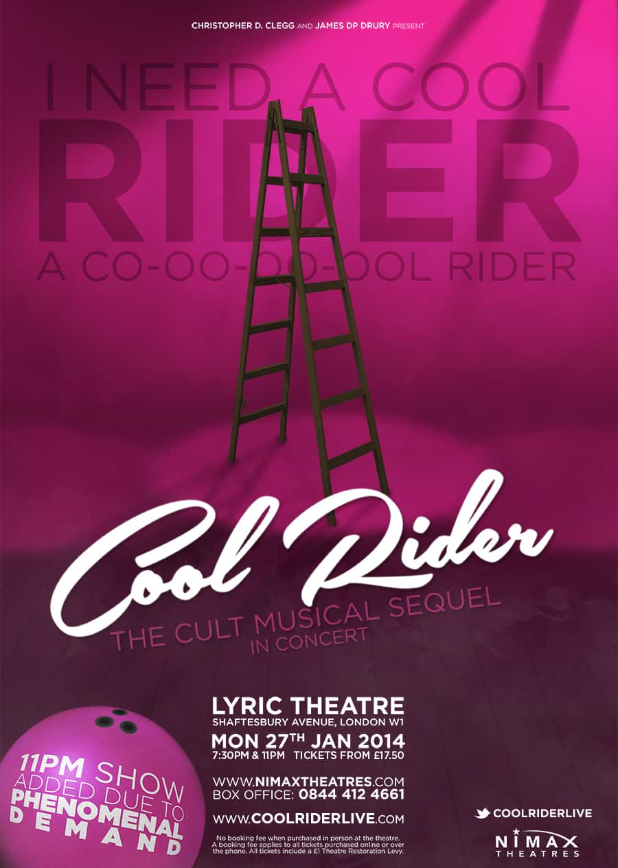 Cool Rider – One Night Concert