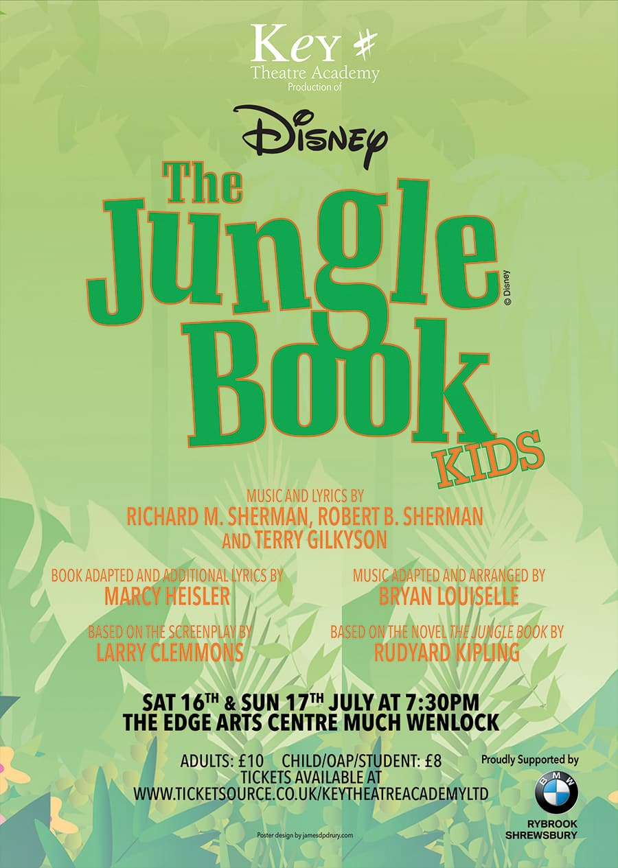 The Jungle Book Kids