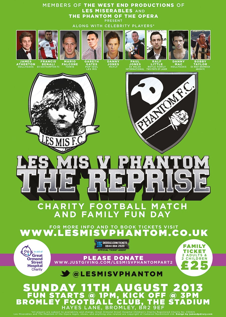 Les Mis V Phantom: The Reprise