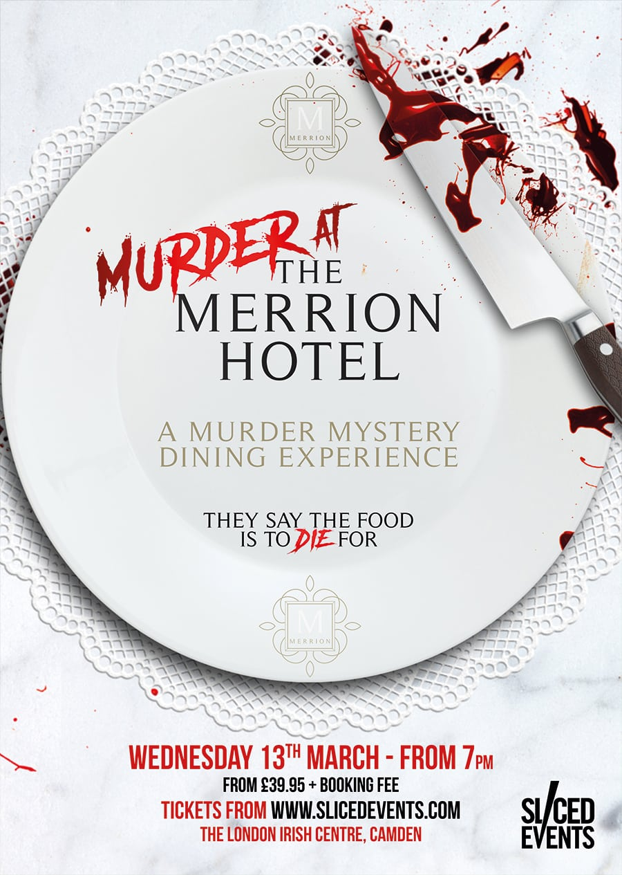 Murder At The Merrion Hotel