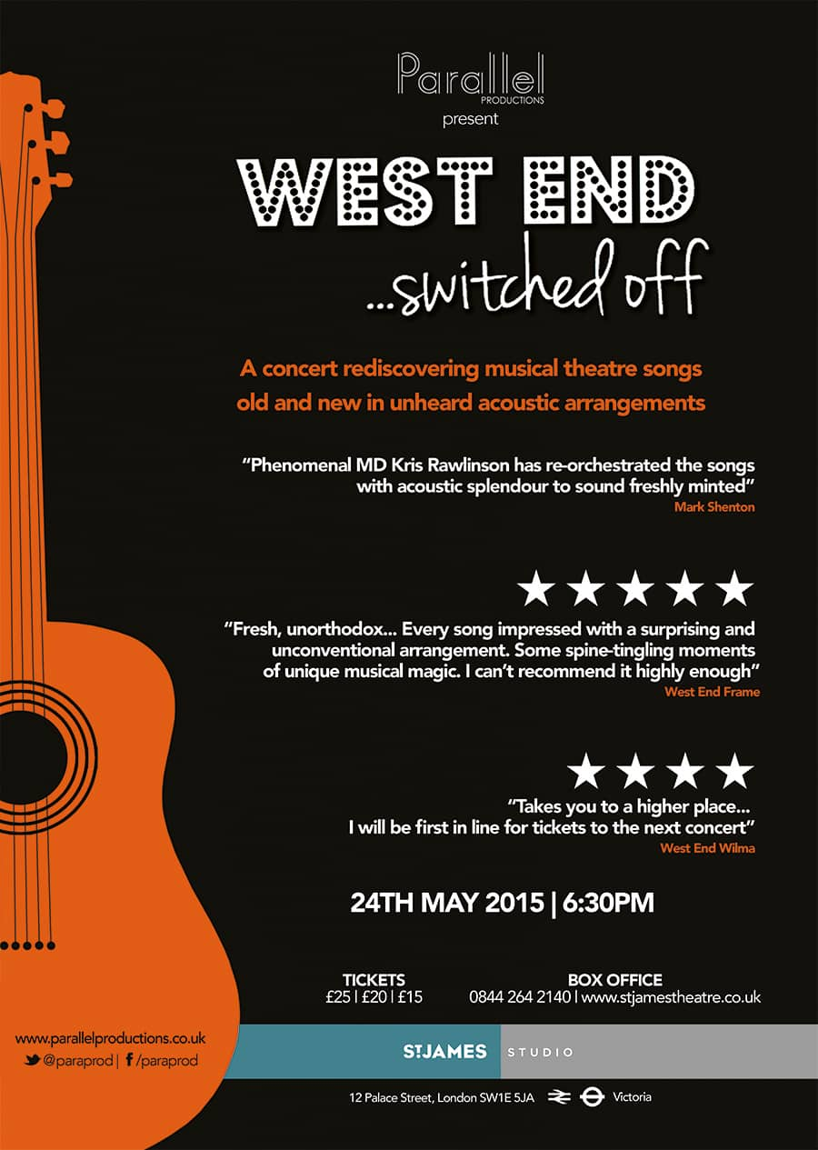 West End… Switched Off
